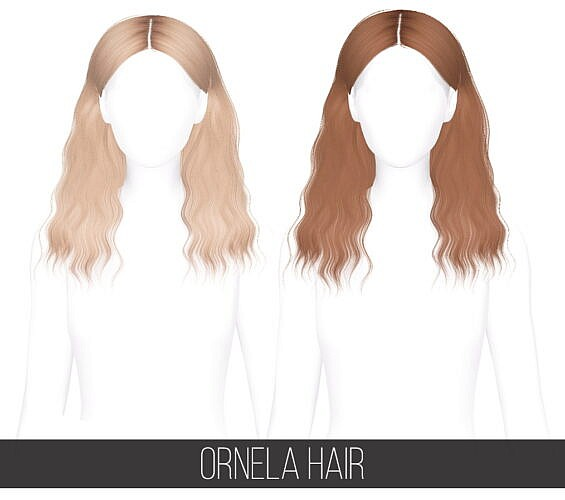 Ornela Hair (mesh Edit)