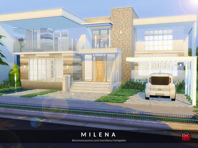 Milena Home By Melapples