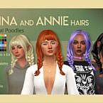 Annie Hair By Feralpoodles