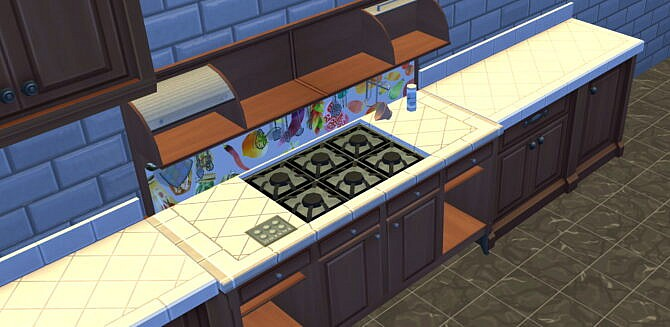 Sims 4 Icemunmun`s canning station recolors by remysa at Mod The Sims 4