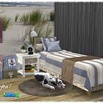 Tiny Living Bedroom By Dorosimfan1
