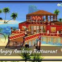 The Angry Anchovy Restaurant