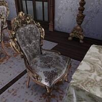 Chairs & Decor