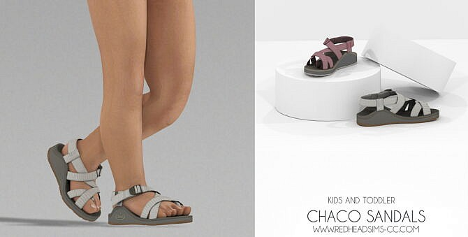 Chaco Sandals For Kids And Toddler