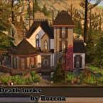 Death Lurks House By Bozena