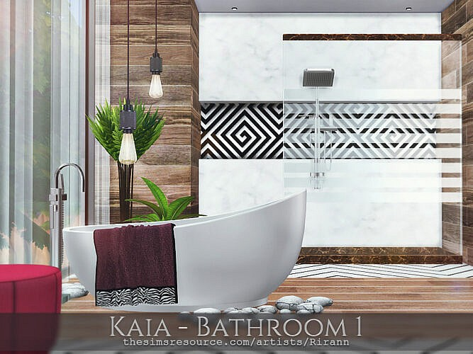 Kaia Bathroom 1 By Rirann