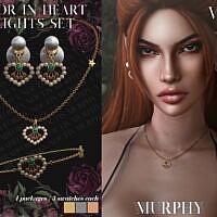 In Heart Lights Set [vd21]