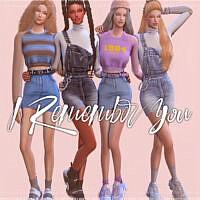I Remember You Clothes Set