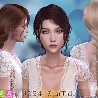 J254 Startide Hair