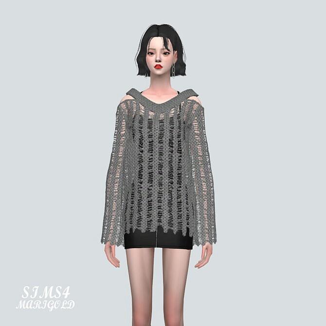 Sims 4 Mesh Sweater 8 ST at Marigold