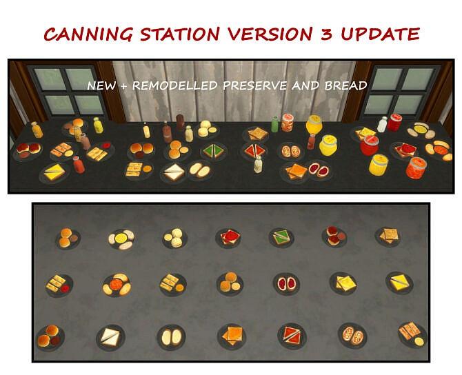 Sims 4 CANNING STATION VERSION 3.0 at Icemunmun