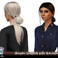Leahlillith Aella Hair Retexture Naturals + Unnaturals