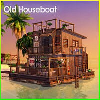Old Houseboat