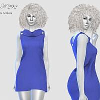 Dress N 292 By Pizazz