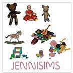 Stuffed Toys 7 Items
