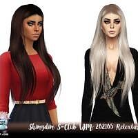 S-club Wm 202105 Hair Retexture