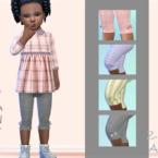 3 Quarter Sims 4 Pants Babez 88