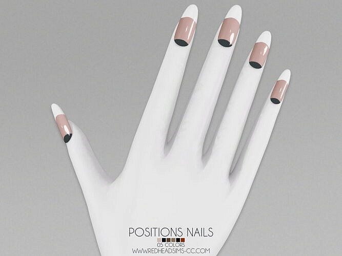 Positions Nails