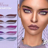 Wren Eyeshadow N.182 By Izziemcfire