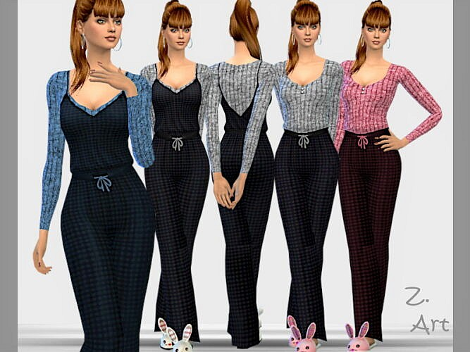 Trendz 2101 Jumpsuit By Zuckerschnute20