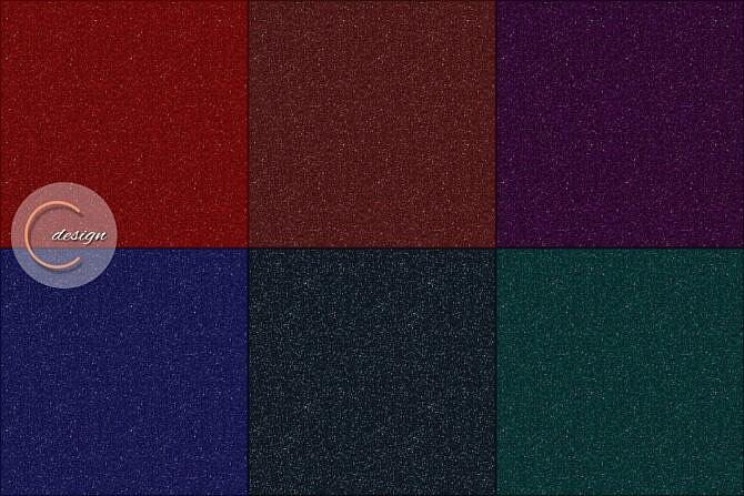 Sims 4 Shiny Granite Floor at Cross Design