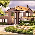 Deluxe Contemporary House By Danuta720