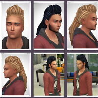 Javen Hair At Birksches Sims Blog