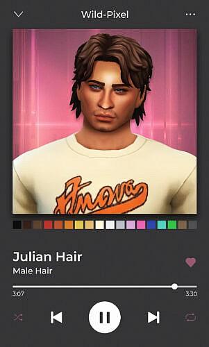 Julian Hair For Males