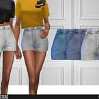 617 Denim Shorts By Shakeproductions
