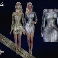 Sxila Dress By Jomsims