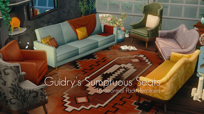 Guidry's Sumptuous Seats