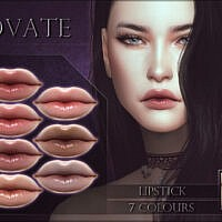 Ovate Lipstick By Remussirion