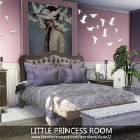 Little Princess Room By Dasie2