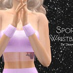 Sport Wristbands By Dissia