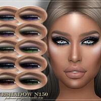 Frs Eyeshadow N150 By Fashionroyaltysims