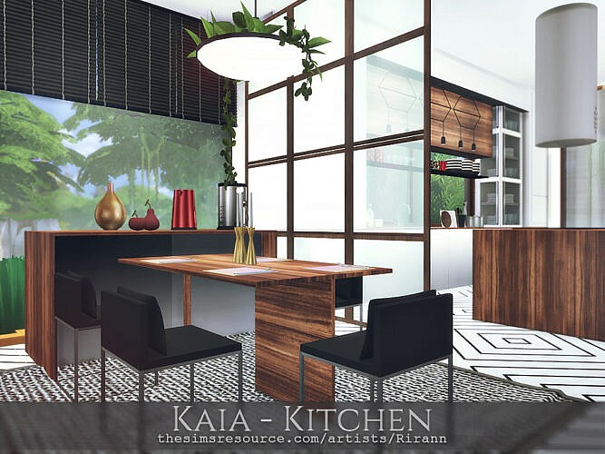 Kaia Kitchen By Rirann