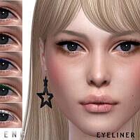 Eyeliner N100 By Seleng