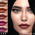 Lipstick N100 By Seleng