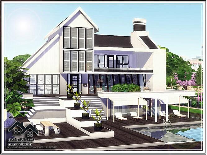 Amarylis Home By Marychabb