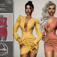 Faye Dress By Camuflaje