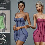 Georgina Dress By Camuflaje