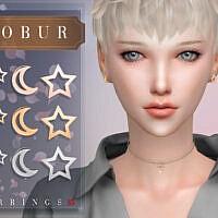 Earrings 35 By Bobur3