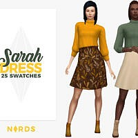 Sarah Dress By Nords