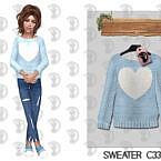Sweater C332 By Turksimmer