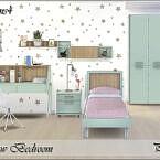 Flow Bedroom Single By Pilar
