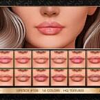 Lipstick #105 By Jul_haos