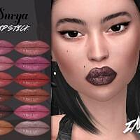 Imf Surya Lipstick N.325 By Izziemcfire