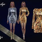 Lesdye Dress By Jomsims
