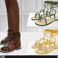 635 Sandals By Shakeproductions
