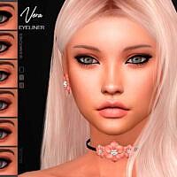 Vera Eyeliner N12 By Suzue